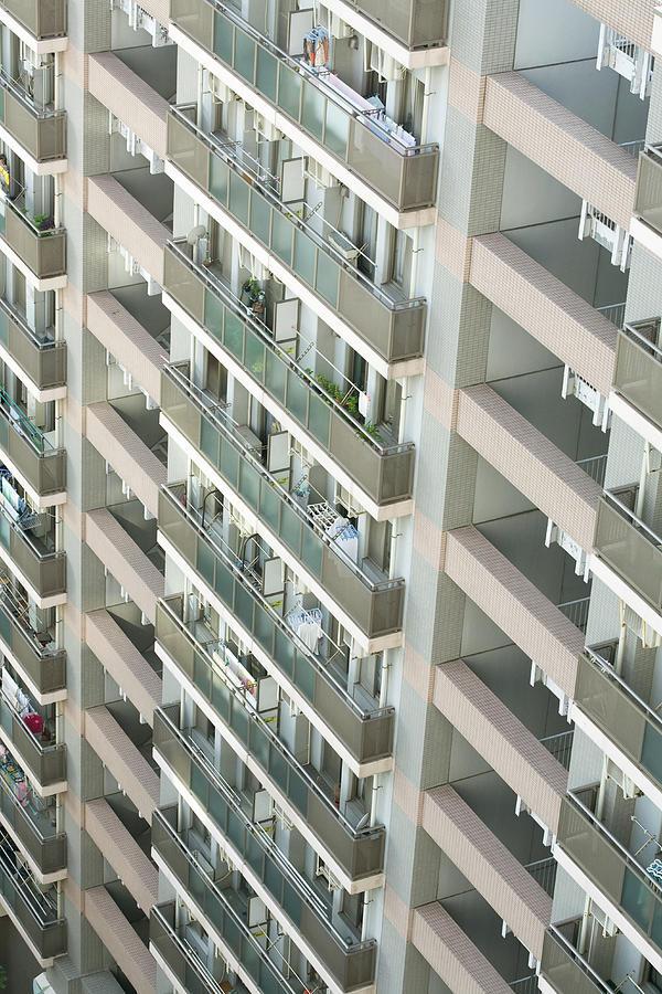 Vertical Photograph - Tokyo, Japan by Lena Clara