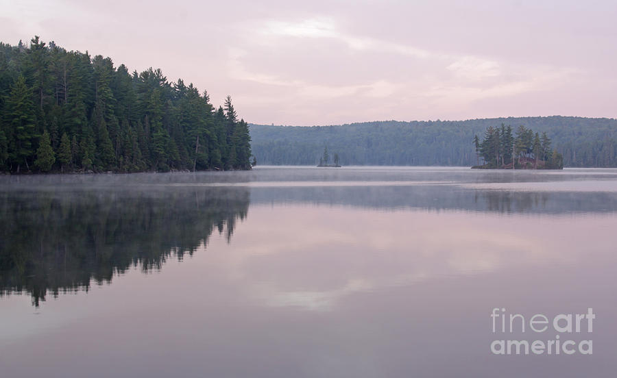 Tom Thomson Lake Photograph - Tom Thomson Lake Vista by Chris Hill