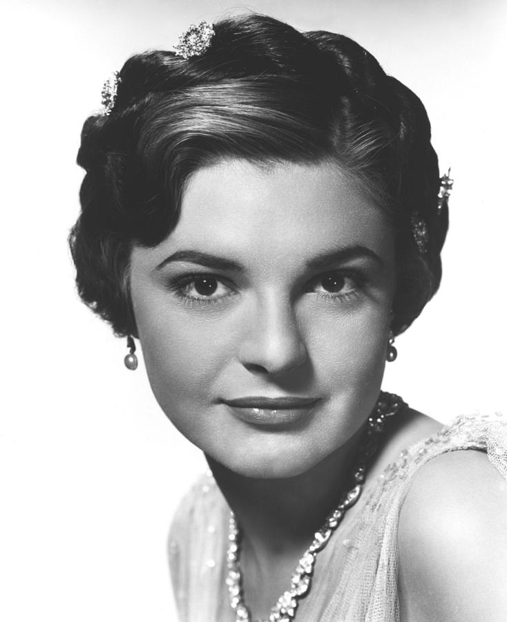1953 Movies Photograph - Tonight We Sing, Anne Bancroft, 1953 by Everett