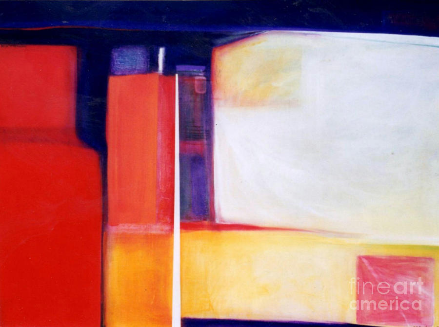 Acrylic Painting Painting - Too Loose Lautrec by Marlene Burns