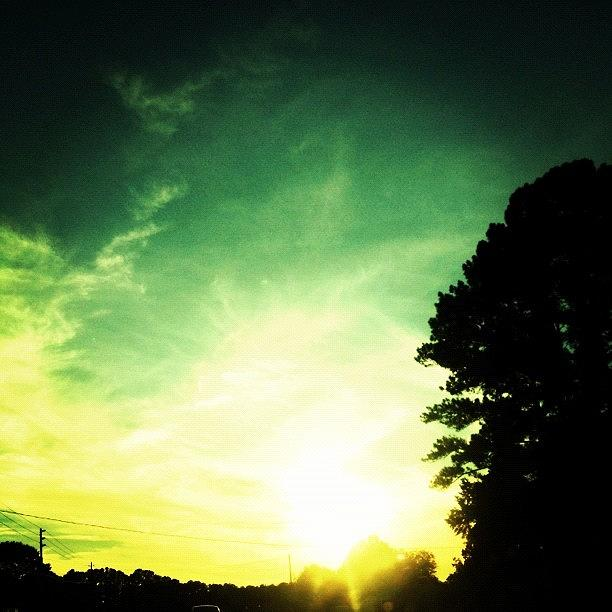 Summer Photograph - Took The Scenic Route Home by Katie Williams
