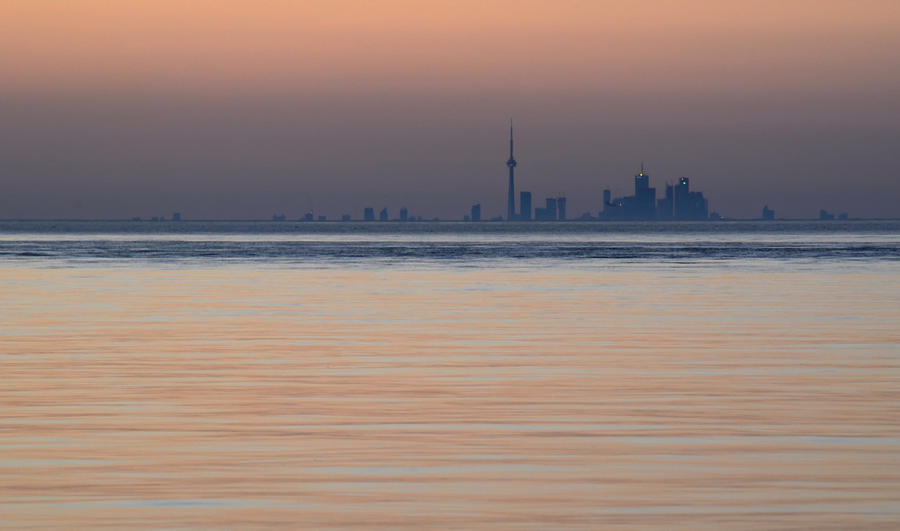 Toronto from Port Dalhousie by Dave Robinson