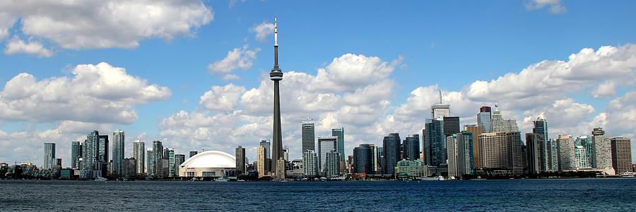 Toronto Skyline 10 Photograph