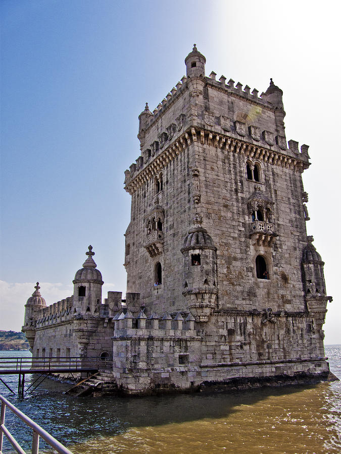 Torre De Belen Photograph by Luis oscar Sanchez