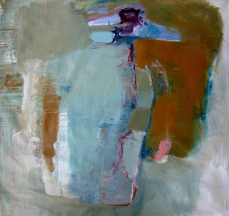 Abstract Painting - Totem by Brooke Wandall