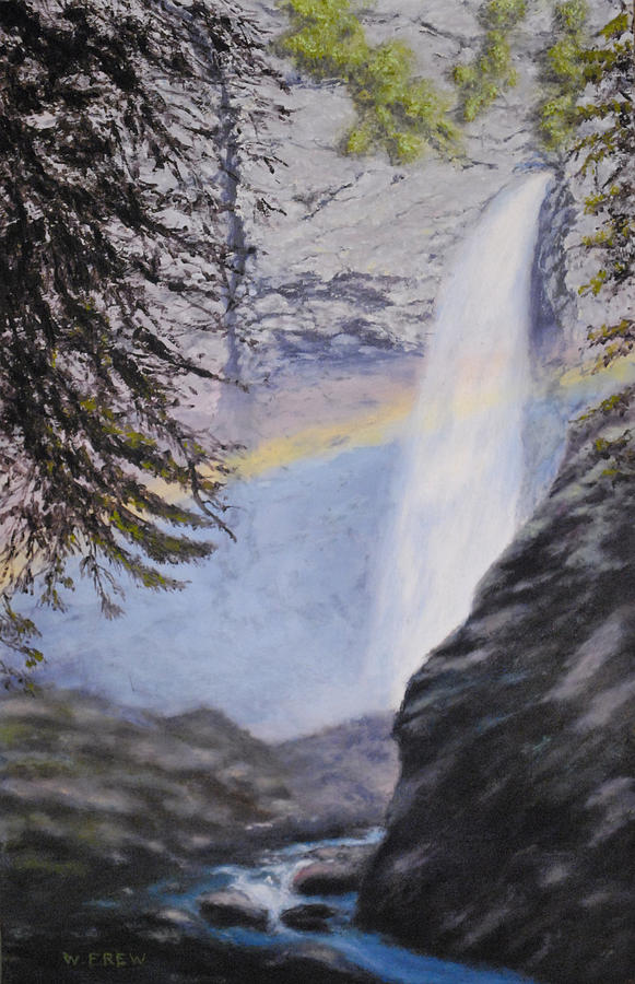 Tower Falls by William Frew