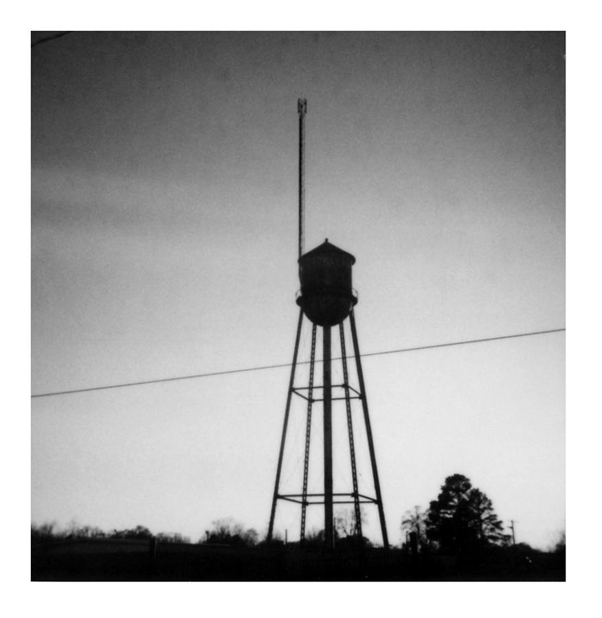 Louisiana Photograph - Tower- Jackson Street- Monroe Louisiana by Doug Duffey