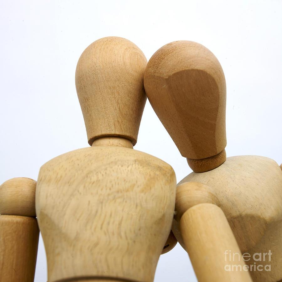 Wooden Photograph - Toys by Bernard Jaubert