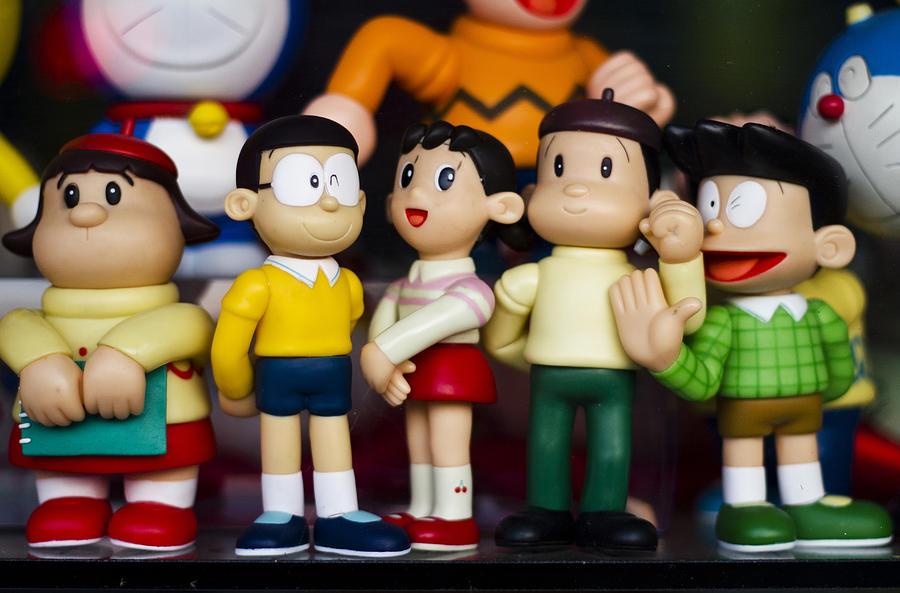 Toys Photograph - Toys by Kemal Nurgeldiyev