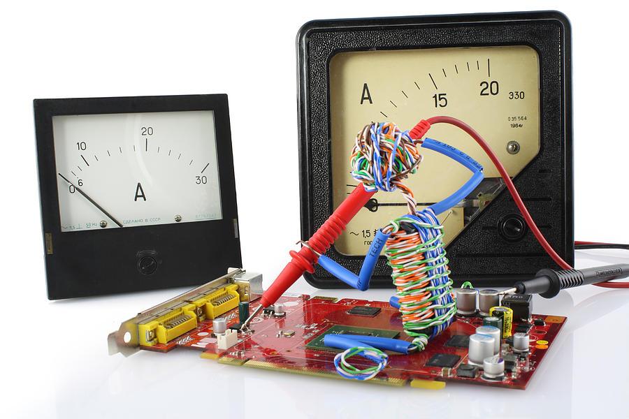 Technology Photograph - Toys technician repair concept by Aleksandr Volkov