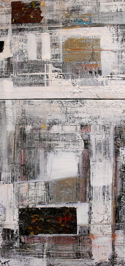 Mixed Media Mixed Media - Traces by Ralph Levesque