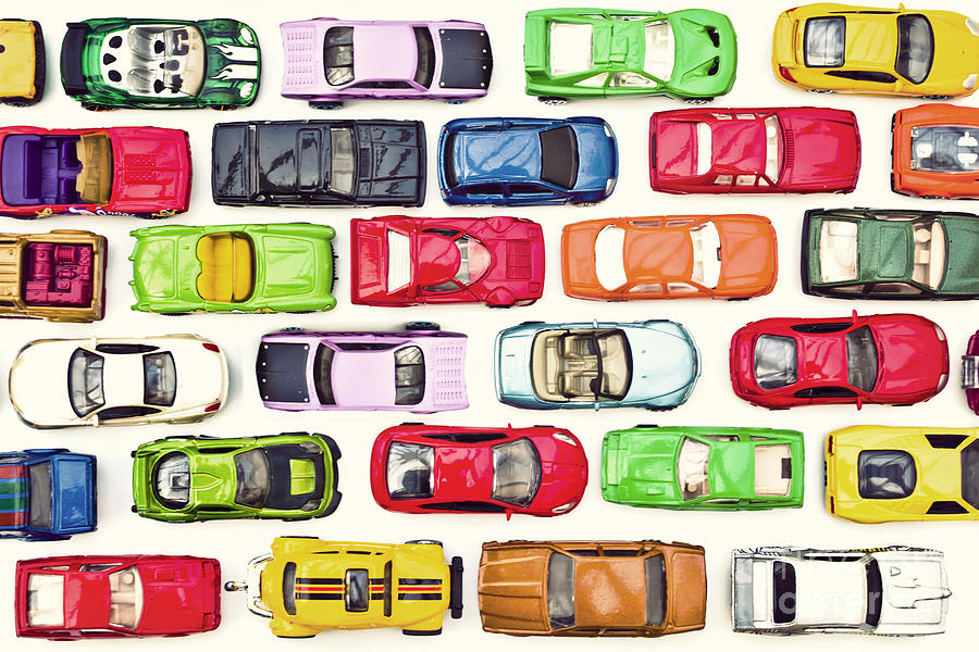 Traffic Jam Photograph by Catherine MacBride