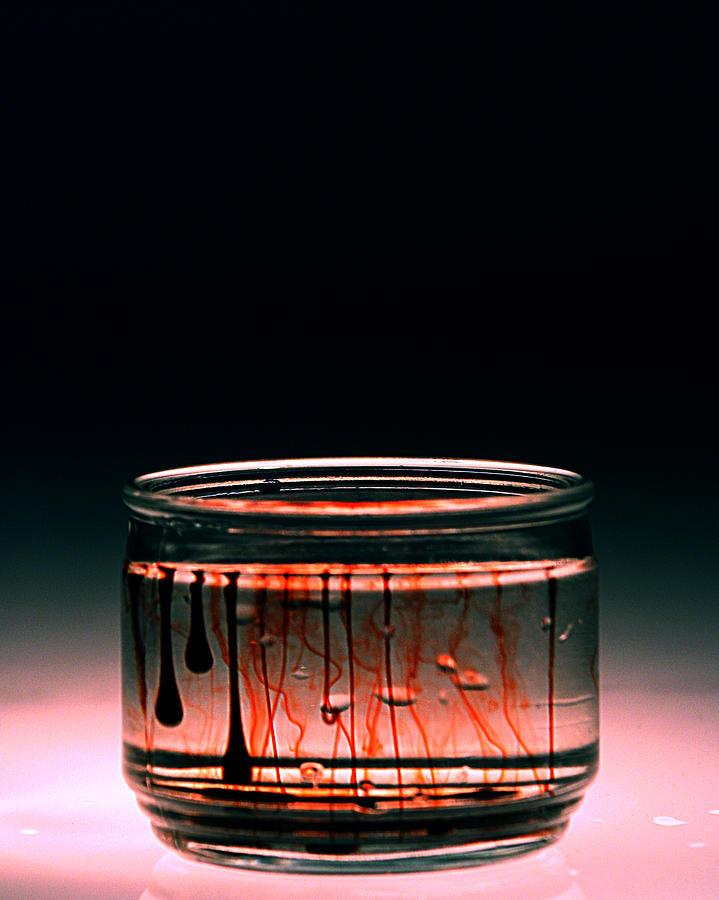 Pink Photograph - Trange by Christian Allen