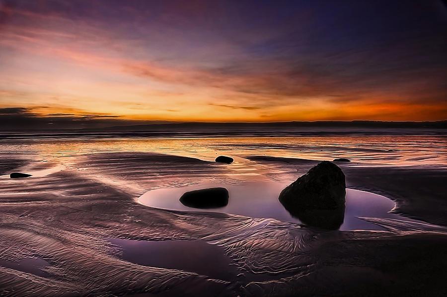 Bay Photograph - Tranquil Morning by Svetlana Sewell