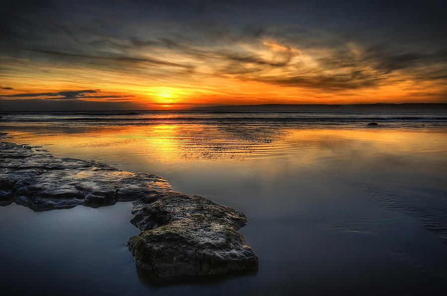 Bay Photograph - Tranquility by Svetlana Sewell