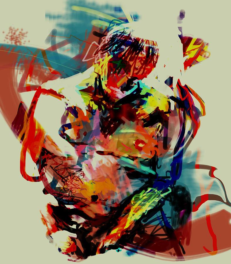 Step 3 Digital Art - Transform Me by James Thomas