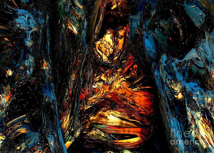 Digital Digital Art - Treasure by Bernard MICHEL