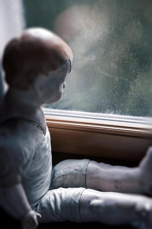 Doll Photograph - Tristesse by Joana Kruse