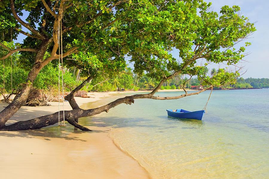 Tropical Island Scenery Photograph By Artur Bogacki