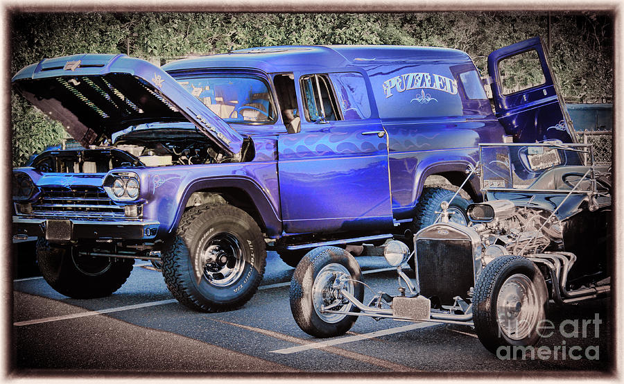 Truck Classic Car Hot Rod Photos Pictures Car Street Old School ...