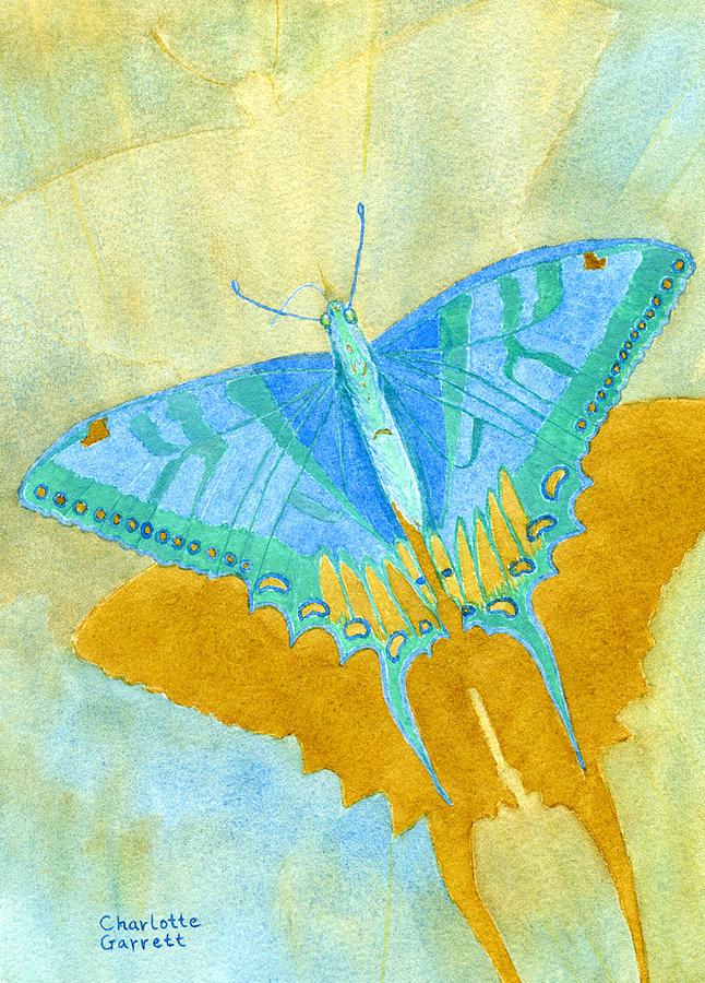 Truth Butterfly by Charlotte Garrett
