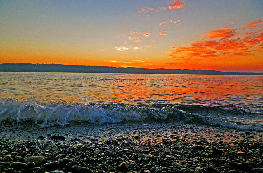 Pacific Northwest Photograph - Tsunami Of Color by Seth Shotwell