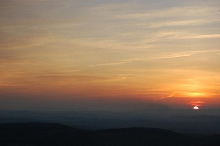 Sunset Photograph - Turkey Heaven Sunset by Beverly Hammond