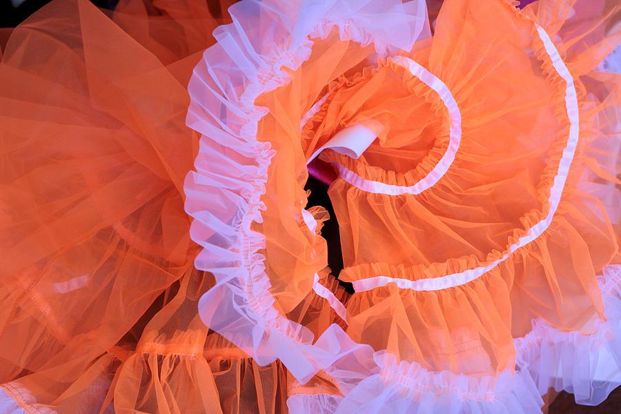 Tutu Photograph - Tutu Swirls by Denice Breaux