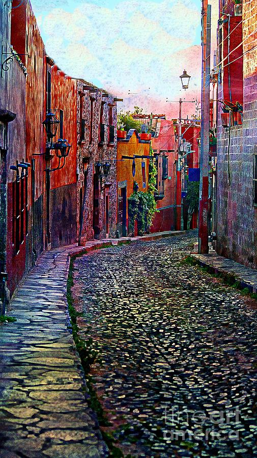 Twilight Photograph - Twilight In San Miguel De Allende by John  Kolenberg