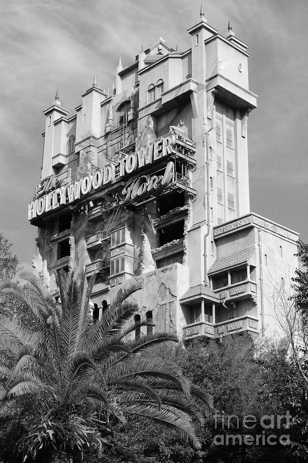 Tower of terror photograph twilight zone tower of terror vertical hollywood studios walt disney world