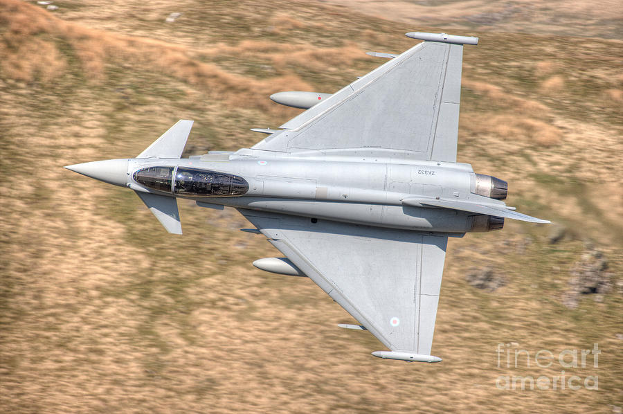 Typhoon On The Exit Photograph