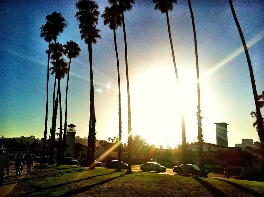 Santa Barbara Photograph - Typical Santa Barbara by Raven Janush