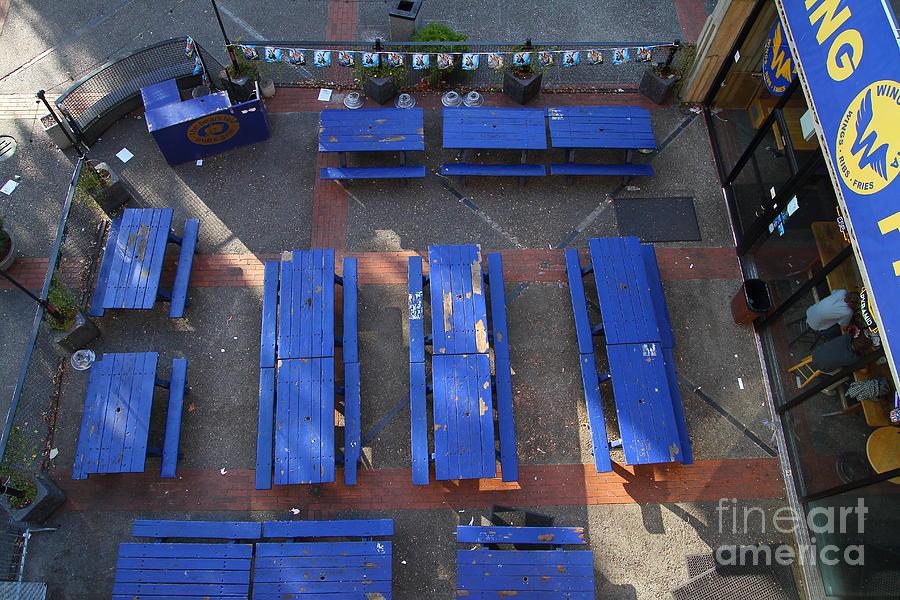 Pub Photograph - Uc Berkeley . Bears Lair Pub . 7d10010 by Wingsdomain Art and Photography