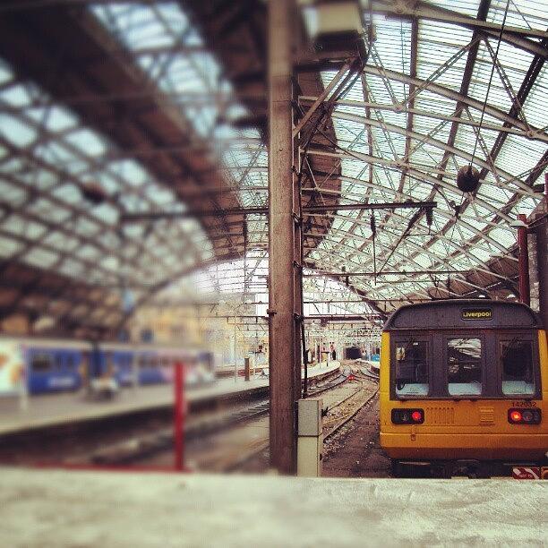 Liverpool Photograph - #uk #england #liverpool #manchester by Abdelrahman Alawwad