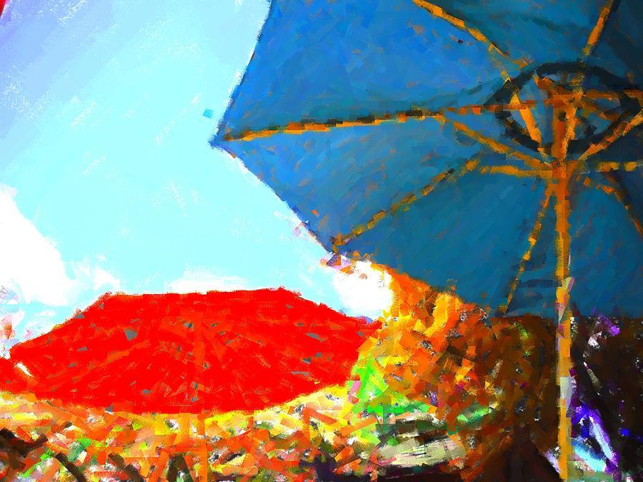 Umbrella Photograph by Susan Carella