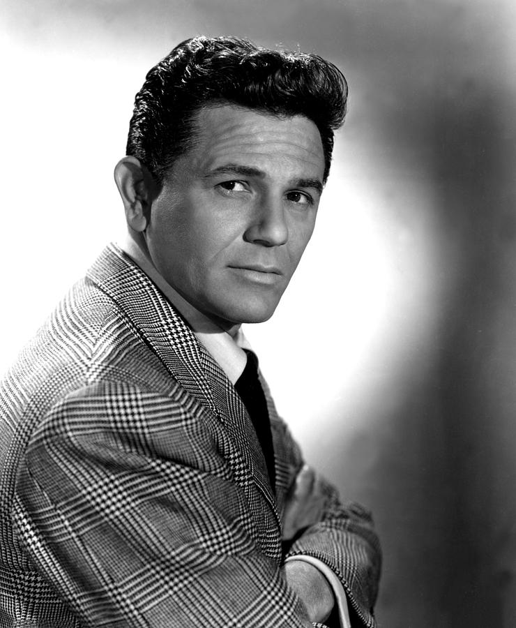 1950 Movies Photograph - Under My Skin, John Garfield, 1950 by Everett