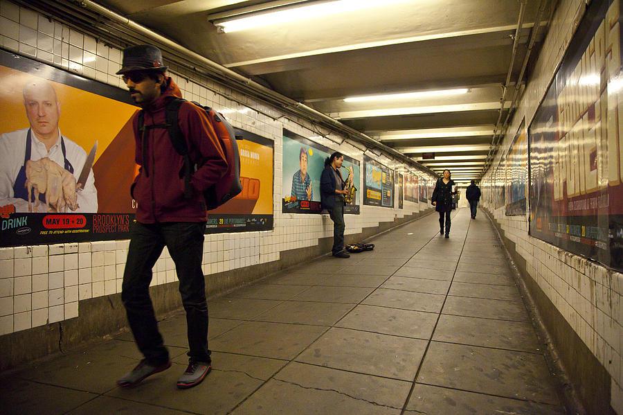 Photograph - Underground by Art Ferrier