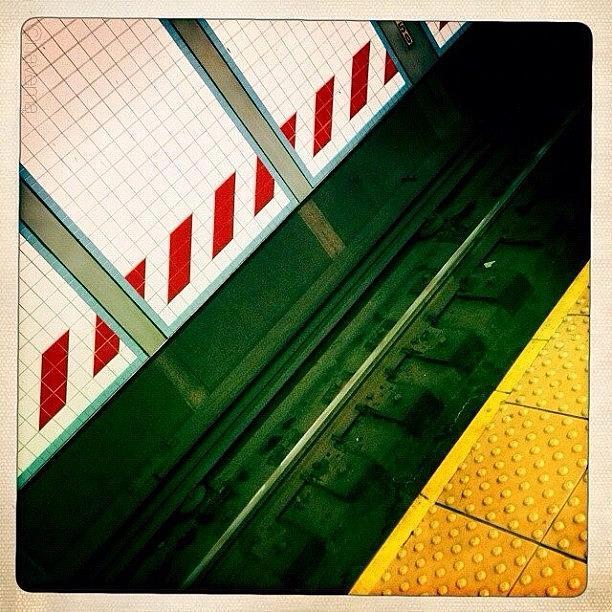 Nycsubway Photograph - Underground by Natasha Marco