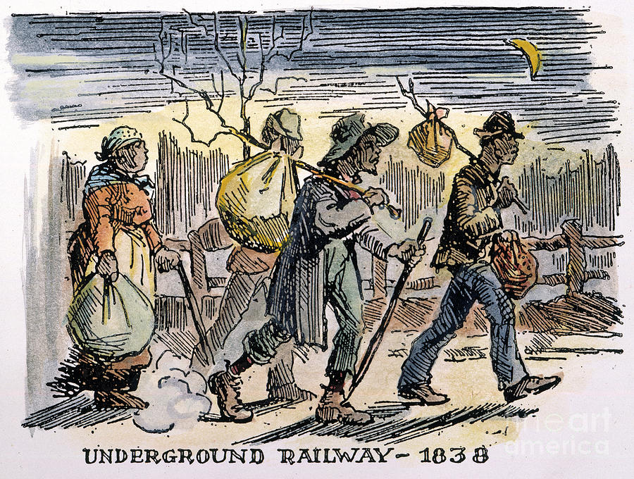 underground railroad essays The secret history of the underground railroad  the essays' author,  the hidden history of the underground railroad tells a story that will surprise most.