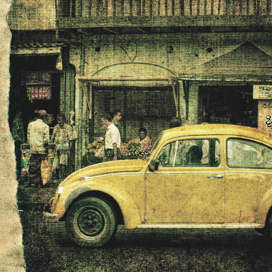 Sri Lanka Photograph - Unfinished Memory by Andrew Paranavitana