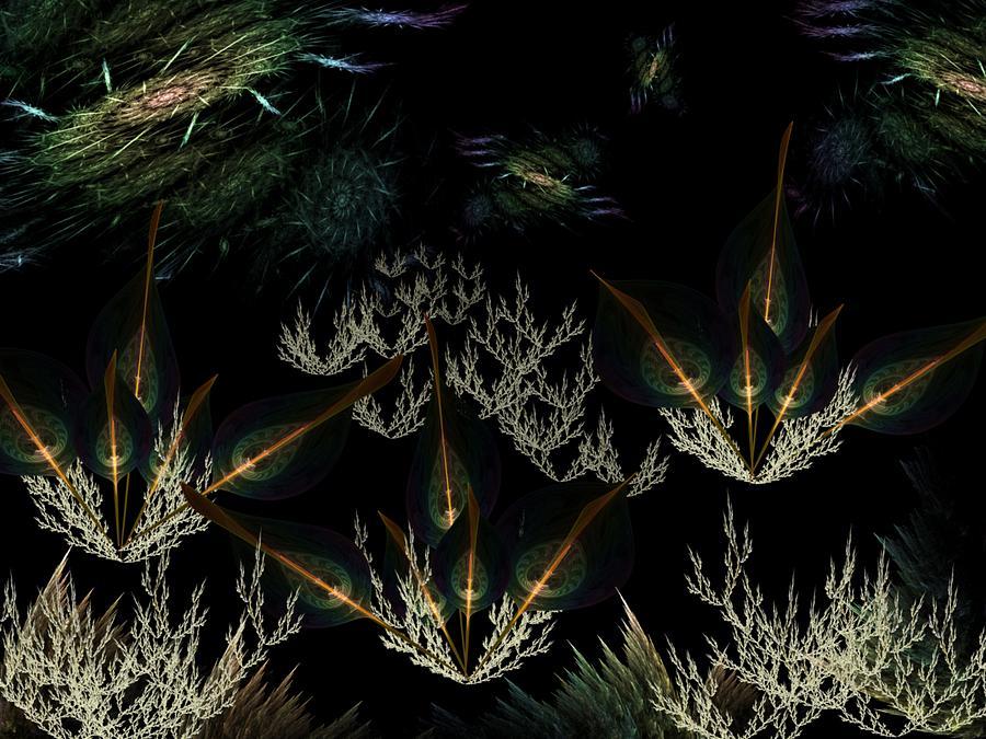 Universe Digital Art - Universopolis Alpha by Ricky Kendall