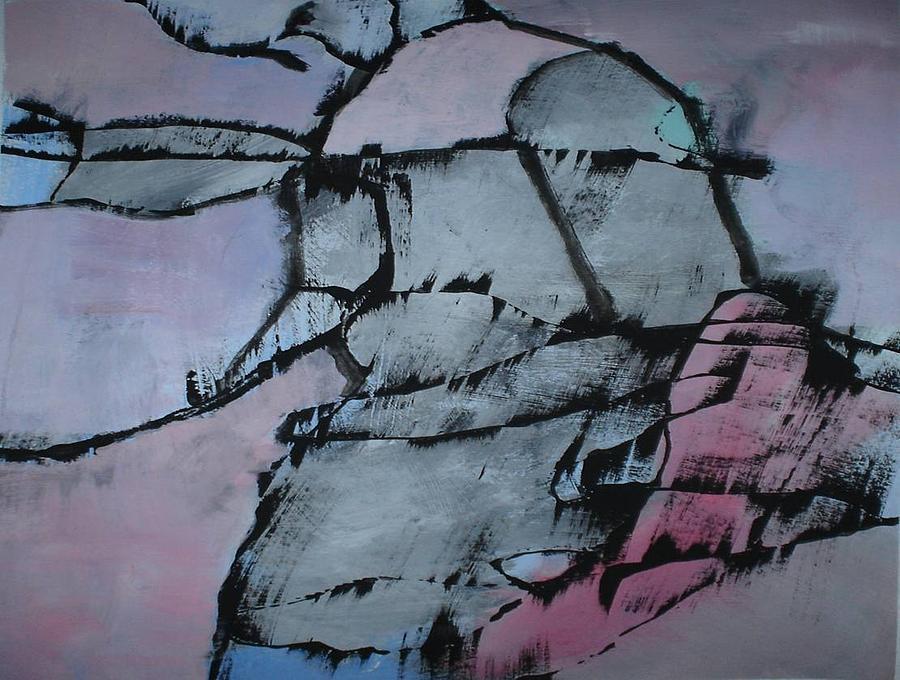 Painting Painting - Unlock by Hugo Razlerfight