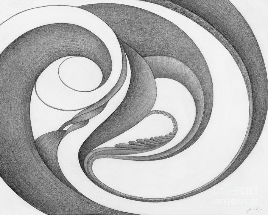Sensual Drawing - Unnamed Sketch 02 by Joanna Pregon