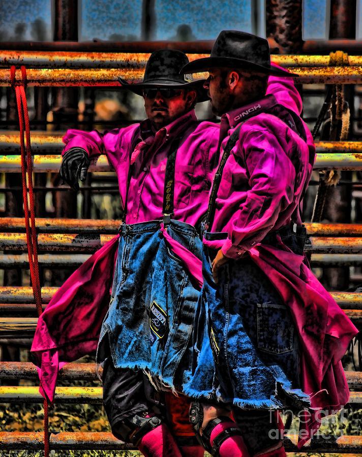 Bullfighter Photograph - Unseen Hero by Rachelle Rice