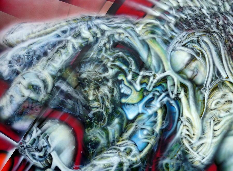 Unspoken Painting by David Frantz
