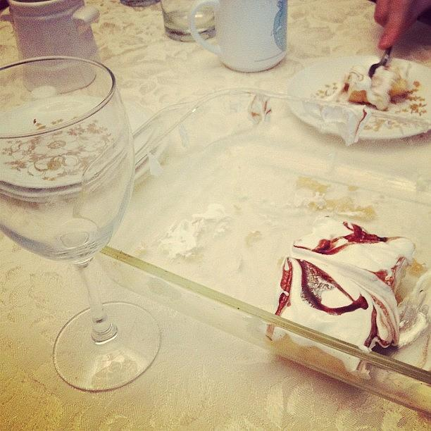 Table Photograph - Untitled #15-after Dinner by Lisa Nichols