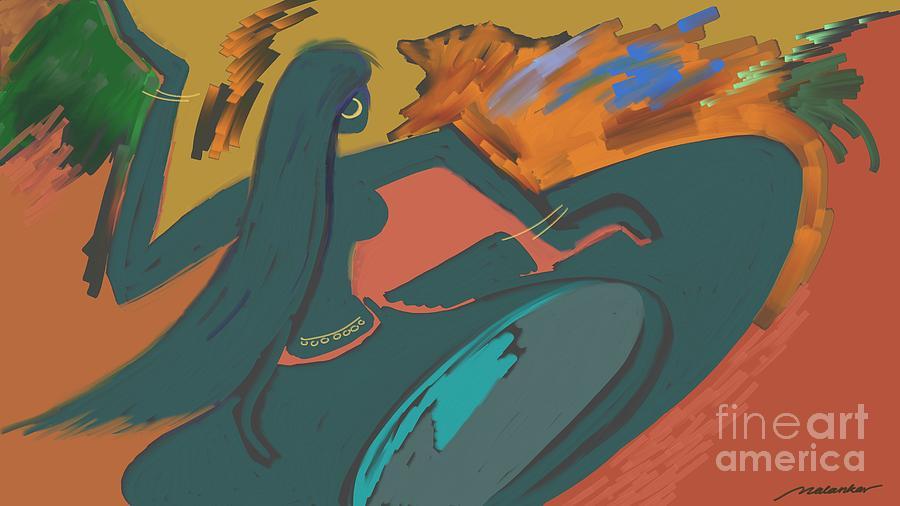 Untitled 24 by Vilas Malankar