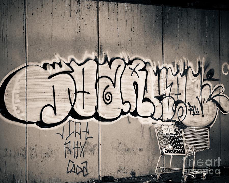 Arne J Hansen Photograph - Untitled 509 by Arne Hansen