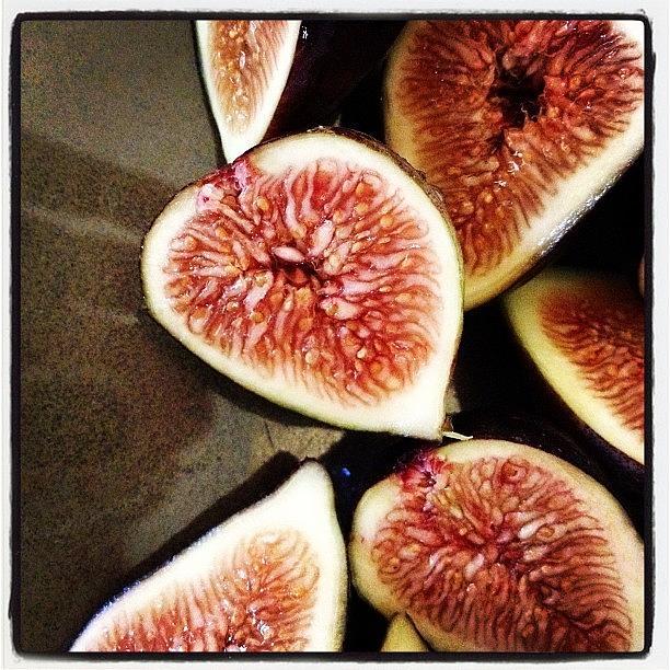 Fruit Photograph - Untitled #9-Figs by Lisa Nichols