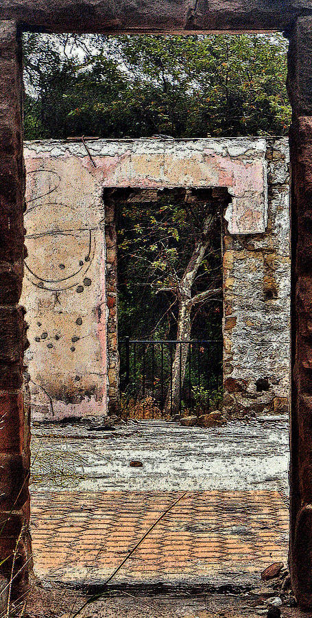 Doorways Photograph - Untitled by Daniele Smith